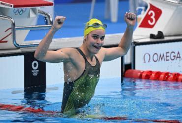 Natação: australiana Kaylee McKeown é ouro nos 200m costas |