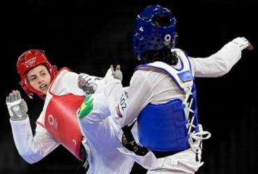 Taekwondo: Milena Titoneli perde disputa do bronze na categoria até 67 kg |