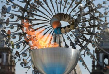 Pira Olímpica Rio 2016 é acesa em homenagem aos Jogos de Tóquio | Tomaz Silva | Agência Brasil