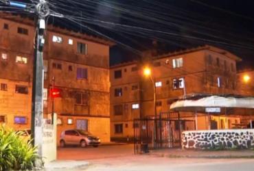 Homem morre em tiroteio no bairro de Valéria | Reprodução | TV Bahia