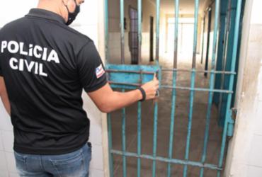 Homem já detido por roubo em Goiás é preso por homicídio em Santa Maria da Vitória