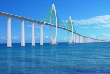 Construção da ponte Salvador-Itaparica vai começar na segunda semana de novembro, diz Leão | Divulgação