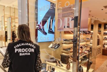Operação Dia dos Pais 2021: Procon-Ba inicia fiscalização em lojas de rua e shoppings | Divulgação