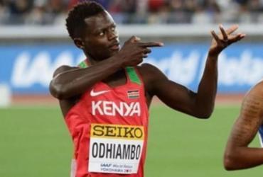 Atleta queniano é 1º caso de doping nos Jogos Olímpicos de Tóquio | Divulgação