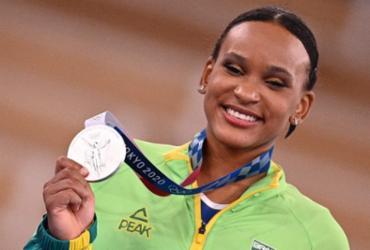 Rebeca Andrade, uma medalha da superação | Martin Bureau | AFP