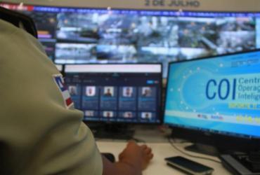 Bahia vai ampliar reconhecimento facial e de placas veiculares | Divulgação | SSP-BA