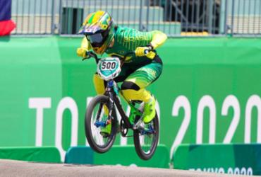 Ciclismo: Renato Rezende vai às semifinais do BMX | Wander Roberto | COB