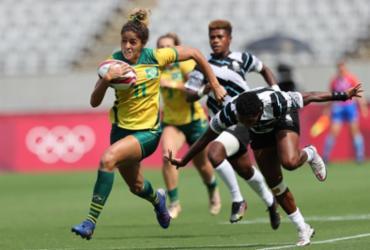 Rúgbi: seleção feminina perde por 41 a 5 para Fiji e se despede das Olimpíadas | Mike Lee | World Rugby