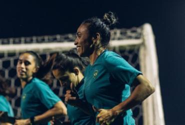 Seleção feminina pega Zâmbia mirando liderança do Grupo F | Sam Robles | CBF