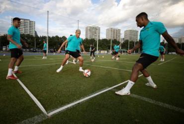 Futebol masculino: Brasil, México e Espanha lutam por vagas nas semifinais |