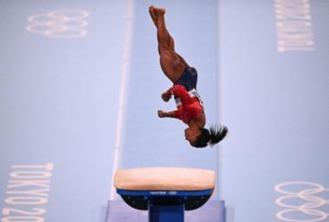 Conheça o fenômeno que afastou Simone Biles dos Jogos Olímpicos | Martin Bureau | AFP