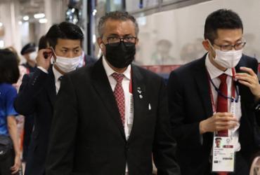 OMS diz que o Japão faz todos os esforços para controlar a Covid-19 durante os Jogos |