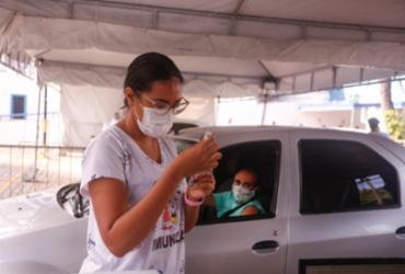 Temor da variante Delta faz Salvador mudar estratégia de vacinação   Olga Leiria I Ag. A TARDE