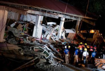 Terremoto de magnitude 6,7 atinge as Filipinas |