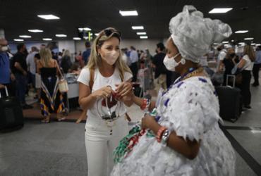 O turismo na Bahia vai bombar no verão | Raphael Muller | Ag. A TARDE | 12.2.2021