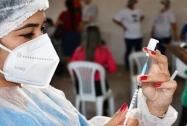 Mata de São João atinge 54% do público alvo vacinado contra a Covid-19