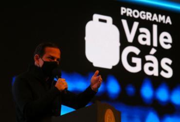 Dória diz que Bolsonaro deu Ctrl+C, Ctrl+V no seu projeto do Vale-Gás | Gov/SP
