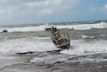 Ventos de até 60 km/h estão previstos no litoral baiano, a partir de Caravelas