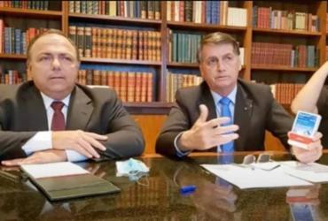 Youtube remove vídeos do canal de Bolsonaro por violar políticas de informações sobre a Covid | Reprodução | Youtube