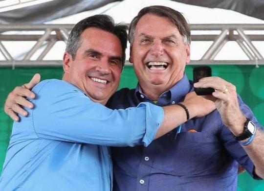 Após reunião com Bolsonaro, Ciro Nogueira confirma que assumirá Casa Civil | Isac Nóbrega/Presidência da República