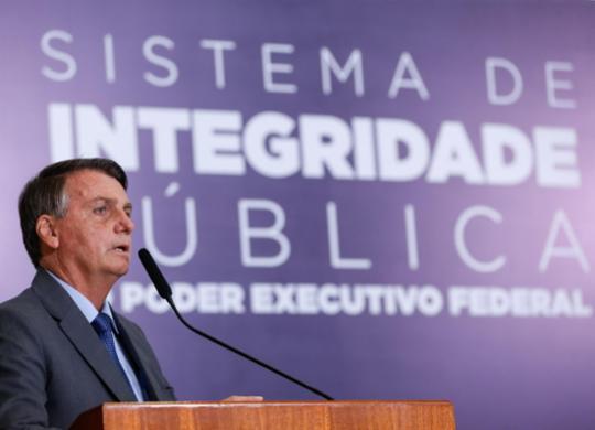 Bolsonaro deu 1.682 declarações falsas ou enganosas em 2020, aponta relatório | Alan Santos/PR
