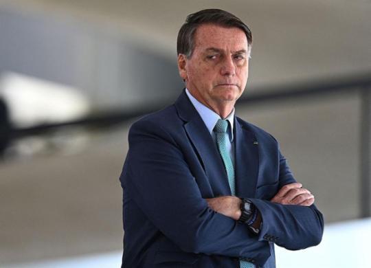 Voto impresso, problema no caso é mais a verborreia de Bolsonaro   Evaristo Sa   AFP
