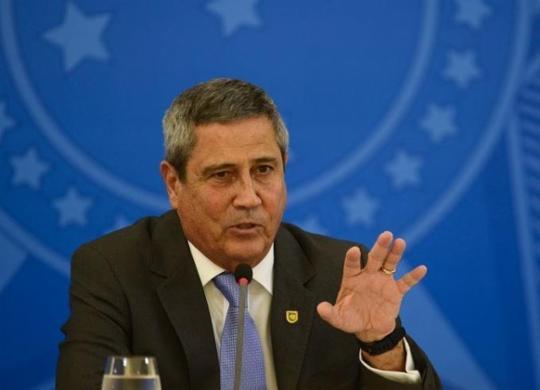 Gilmar Mendes envia à PGR ações sobre supostas ameaças de Braga Netto às eleições | Divulgação