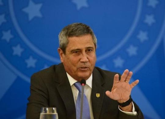 Câmara convoca Braga Netto para explicar falas sobre voto impresso | Divulgação