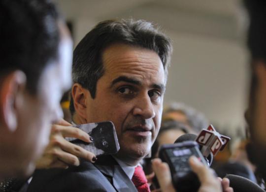 Receita Federal cobra R$ 17 milhões de Ciro Nogueira por sonegação | Moreira Mariz/Agência Senado