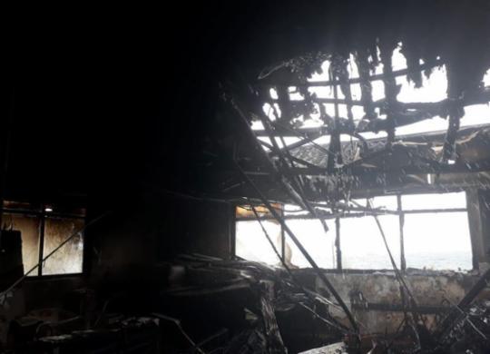 Incêndio atinge hotel na orla de Salvador; seis pessoas ficaram feridas | Codesal