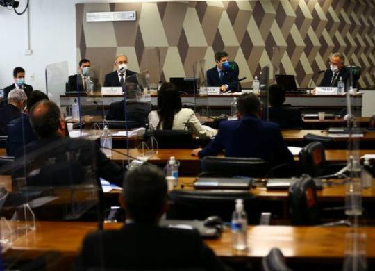 CPI da Covid retorna aos trabalhos com foco em contratos do Ministério da Saúde | Marcelo Camargo | Agência Brasil