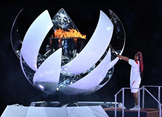 Jogos Olímpicos de Tóquio estão oficialmente 'abertos' | Ben Stansall | AFP