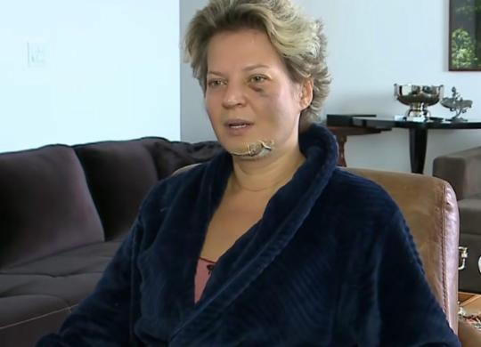Joice Hasselmann presta depoimento à Polícia Civil e entrega objeto encontrado em casa   Reprodução