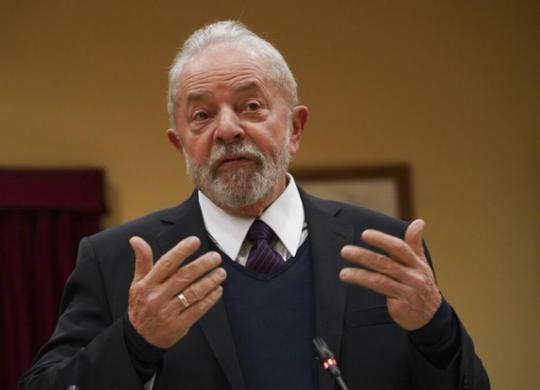 PT quer reforçar segurança de Lula contra atentados na campanha de 2022   Reprodução / Rádio Salvador FM