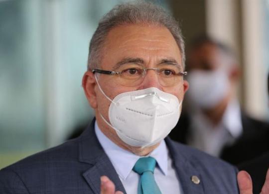 Saúde decide cancelar contrato na mira da CPI da Covid   Divulgação