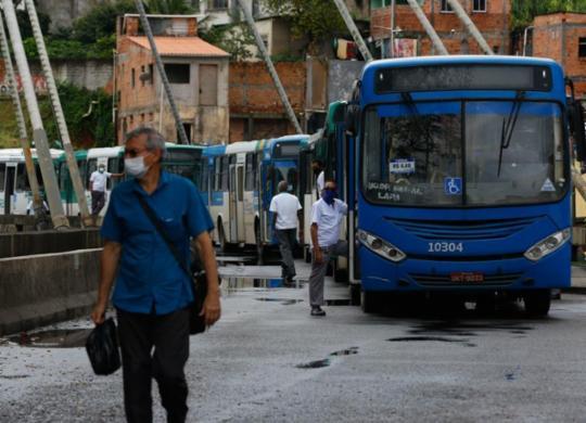 Situação dos rodoviários de Salvador depende de certificado do Judiciário | Rafael Martins/ AG: A TARDE