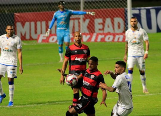 Vitória é derrotado por 2 a 1 para o CSA e vive drama na Série B | Ailton Cruz/ Gazeta de Alagoas