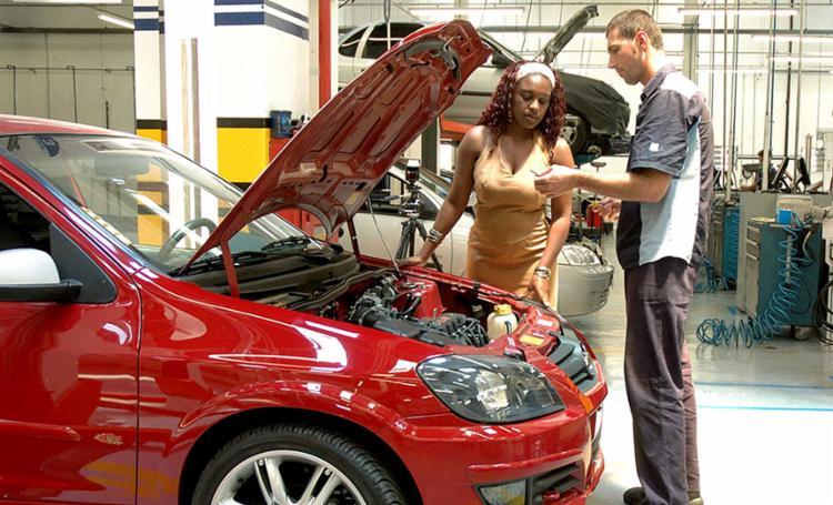 Manutenção em dia contribui para a economia de combustível