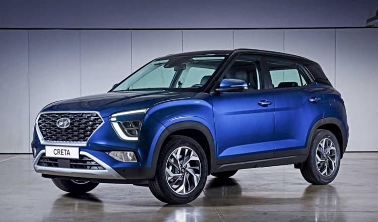 Hyundai já expôs alguns detalhes do novo Creta