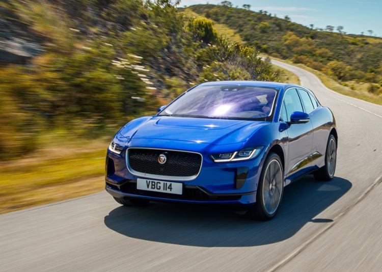 Jaguar I-Pace: entre os compartilhados