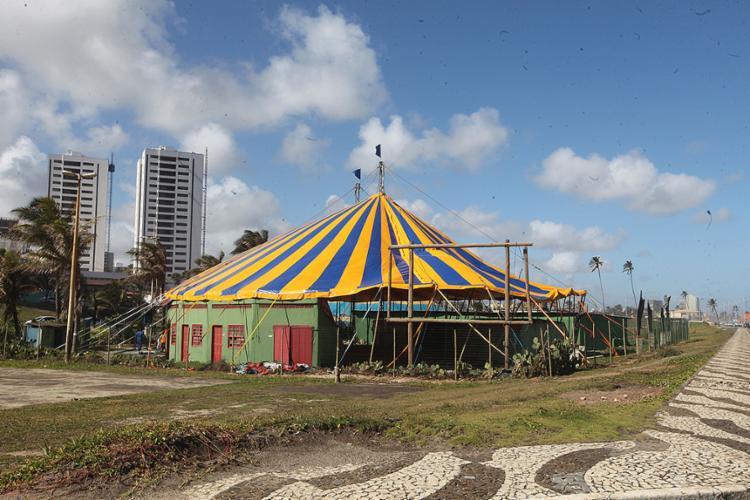 O Circo Picolino de Salvador formou profissionais do picadeiro   Foto: Margarida Neide   Ag. A TARDE