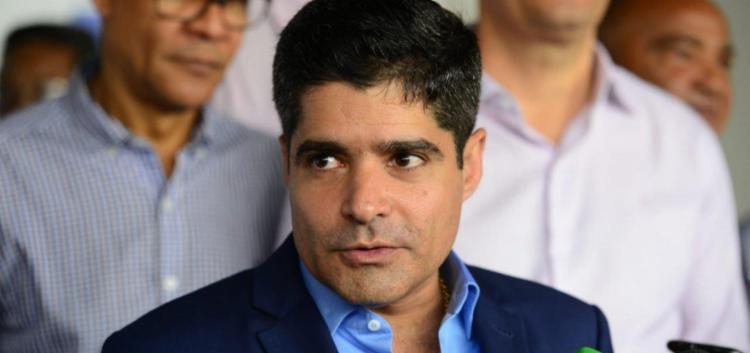 O presidente nacional do partido, ACM Neto, apoia a fusão   Foto: PMS - Foto: Divulgação