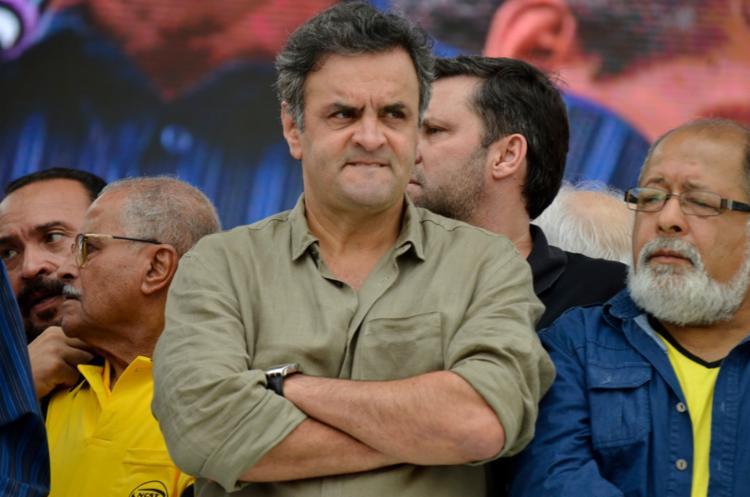 Tucano diz que PSDB pode definhar caso cometa o erro de ficar refém de um projeto pessoal   Foto: Levi Bianco/Brazil Photo Press - Foto: Levi Bianco/Brazil Photo Press