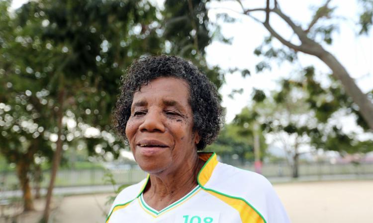 Brasileira brilhou no salto em altura na 1ª edição dos Jogos de Tóquio | Foto: Ivo Lima | ME - Foto: Ivo Lima | ME