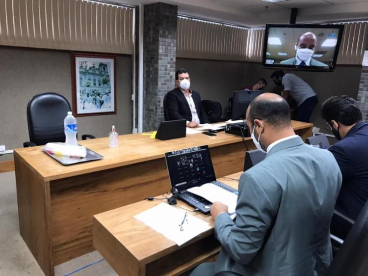 Processo de cassação do deputado era julgado após o mesmo afirmar que colegas recebiam R$ 1,6 milhão, cada um, da Prefeitura de Salvador durante transmissão online - Foto: Divulgação