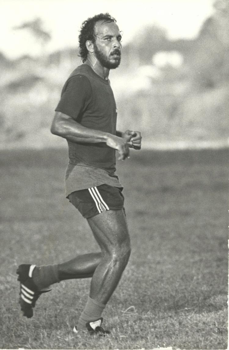 André Catimba chegou ao Vitória em 1971 e vestiu a camisa rubro-negra por cinco anos | Foto: Arquivo A TARDE