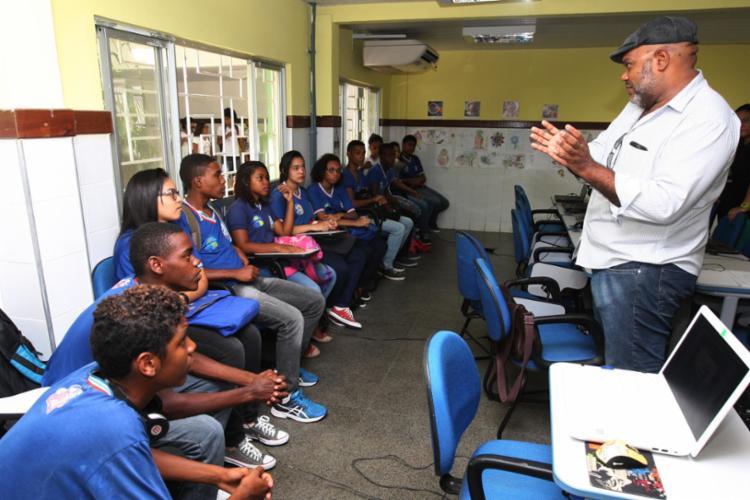 Governador Rui Costa anunciou retorno das aulas de forma híbrida para o próximo dia 26 de julho   Foto: Alberto Coutinho/GOVBA - Foto: Alberto Coutinho/GOVBA
