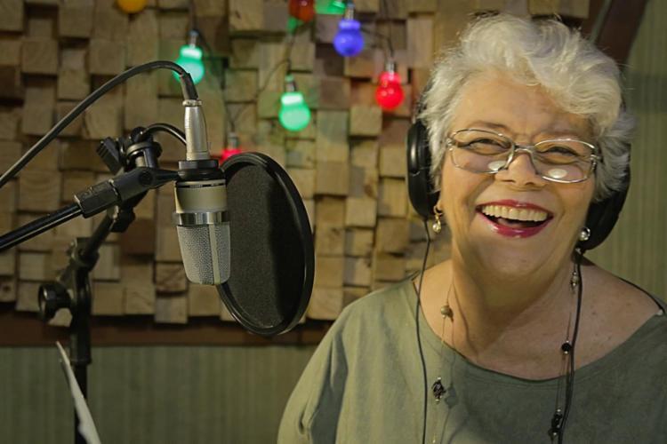 No dia 3 de julho, Terezinha faz 70 anos e vive um momento muito especial de sua carreira - Foto: Divulgação|