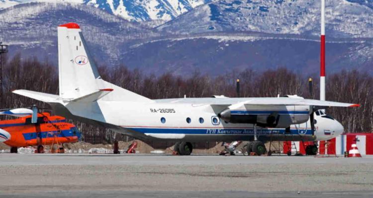Aeronave preparava-se para pousar quando perdeu contato com o controle de tráfego aéreo - Foto: Ministério de Emergências da Russia / Divulgação