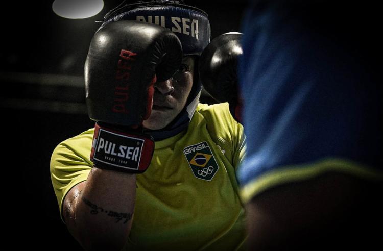 Baiana Beatriz Ferreira é a brasileira mais cotada no boxe | Foto: Rafael Bello | COB - Foto: Rafael Bello | COB